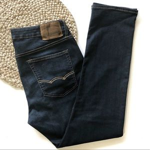 American Eagle | Men's 34x30 Dark Wash Slim Jeans